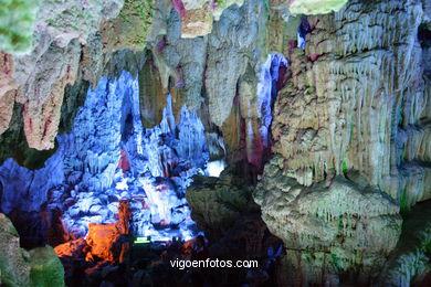 Cueva Flauta de Caña.