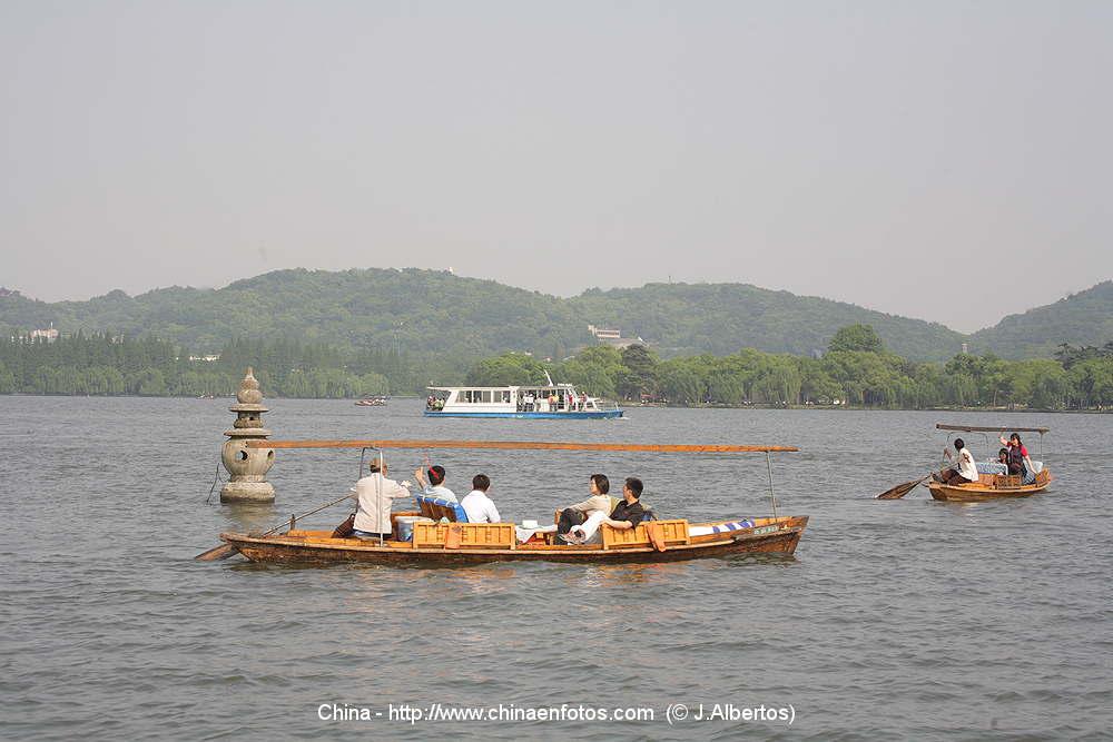 Resultado de imagem para lago oeste hangzhou china
