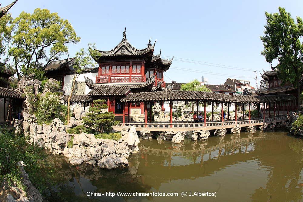 Gu a de jardin yuyuan xangai shanghai china imagens e for Jardin yu shanghai