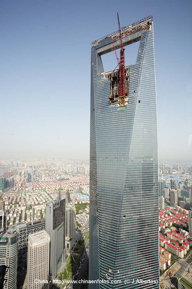 Photos Of Shanghai World Financial Center Highest Skyscraper In China Shanghai Pictures Of