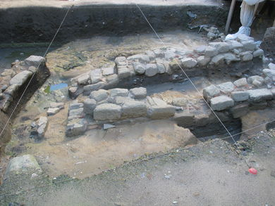 ARCHAEOLOGICAL EXCAVATION IN M. VALLADARES STREET