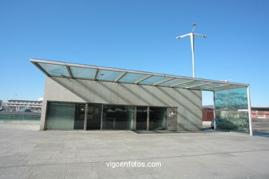 BERBES. PROJECT OPEN VIGO TO THE SEA