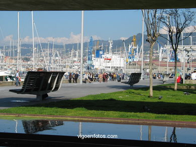 PORT OF VIGO. PROJECT OPEN VIGO TO THE SEA