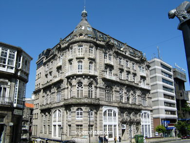 Buildings full eclecticism (1880-1910)