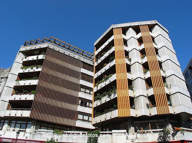 Fotos de arquitectura moderna vigo galicia for Arquitectura moderna
