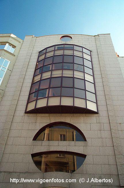 Fotos de arquitectura moderna vigo galicia p3 for Arquitectura moderna