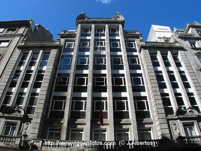 Fotos de edificios de arquitectura de posguerra vigo - Estudios de arquitectura vigo ...