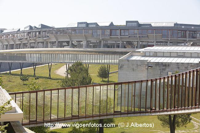 Fotos de arquitecto alfonso penela arquitectura ciencias jur dicas universidad de vigo vigo - Arquitectos vigo ...