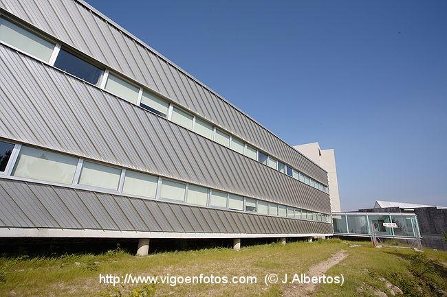 Fotos de arquitecto cesar portela arquitectura facultad for Facultad de arquitectura uni