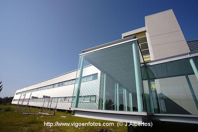 Fotos de arquitecto cesar portela arquitectura facultad de minas universidad de vigo vigo - Arquitectos vigo ...