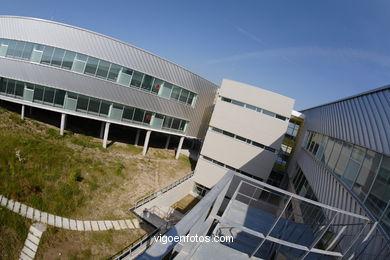 Fotos de arquitecto cesar portela arquitectura facultad for Arquitecto universidad