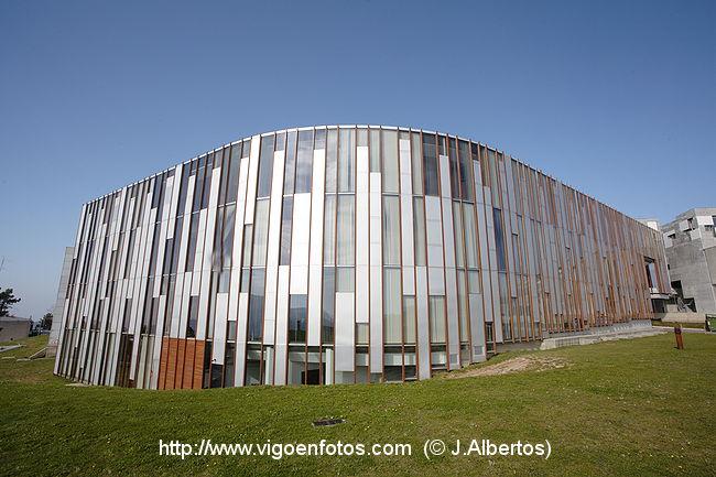 Fotos de arquitecto alfonso penela arquitectura rectorado universidad de vigo vigo galicia - Arquitectos vigo ...