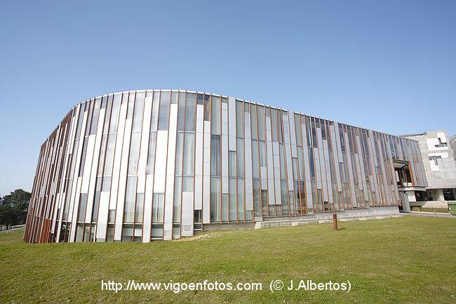 Fotos de arquitecto alfonso penela arquitectura for Arquitectura universidades