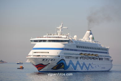 AIDA AURA  - CRUISE SHIP