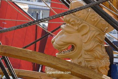 PIRATE SHIP - GALLEON GOTEBORG