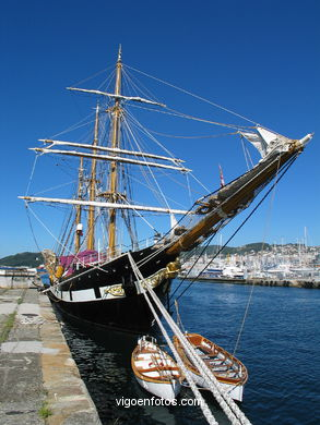 TRAINING SHIP PALINURO (ITALIAN)