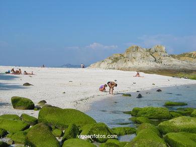 Playa de los Bolos