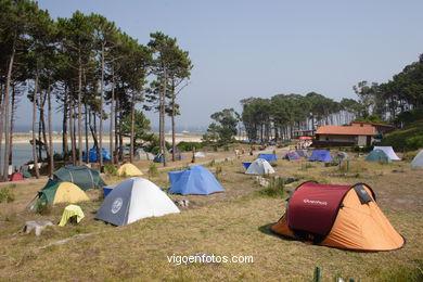 Camping de Cíes