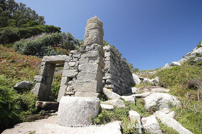 Fotos de antiguas construcciones de las islas c es vigo - Construcciones san martin ...