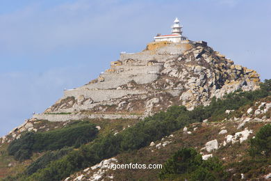 MONTE DO FARO. ILHAS CIES