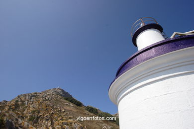 LIGHTHOUSE OF 'LA PORTA' - CIES ISLANDS