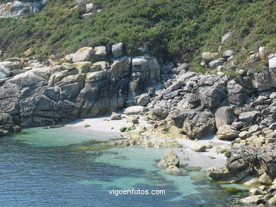 THE ROCKY COAST - CIES ISLANDS