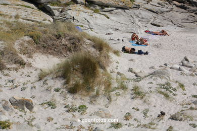 MIXUEIRO BEACH - CIES ISLANDS