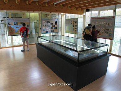 MUSEUM OF THE MONASTERY - CIES ISLANDS