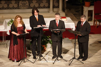 LA COLOMBINA. SACRED MUSIC CYCLE 2006