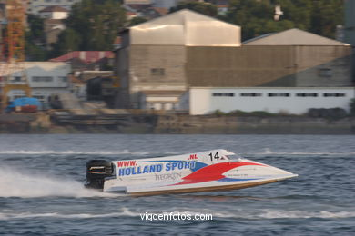 WORLD CHAMPIONSHIP BOAT GP - VIGO - SPAIN