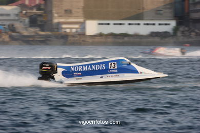 BOAT GP - CAMPEONATO DO MUNDO 2005
