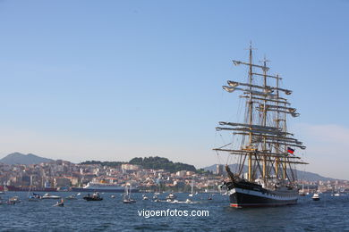 Tall Ships Atlantic Challege