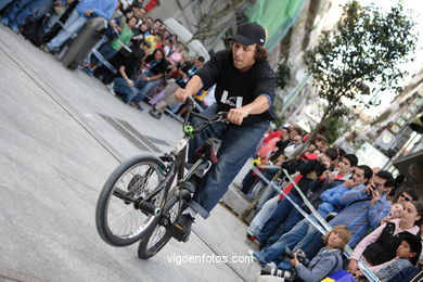MOUNTAIN BIKE. EXHIBICIÓN EM PRÍNCIPE.