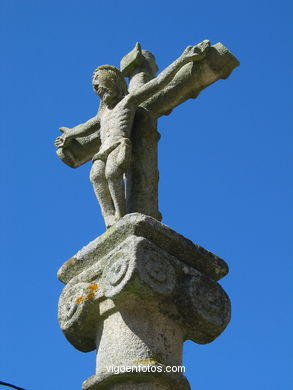 STONE CROSSES OF MATAMÁ AND COMESAÑA