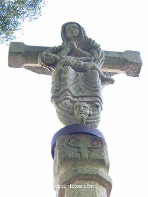 STONE CROSSES OF ZAMÁNS AND VALLADARES