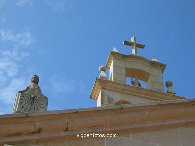 CHURCHES OF ALCABRE AREA - VIGO - SPAIN