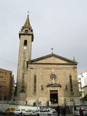 CHURCH OF FÁTIMA