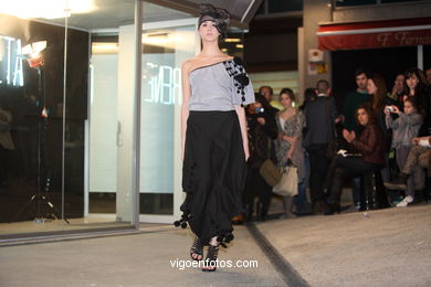 AMAYA F. BLANCO. SIRENO FASHION NIGHT 2011 VIGO