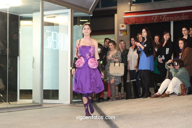 UXÍA CARDOSO. SIRENO FASHION NIGHT 2011 VIGO