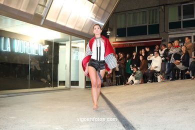 TANYA CID. SIRENO FASHION NIGHT 2011 VIGO