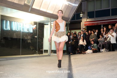 NATALIA CORREA. SIRENO FASHION NIGHT 2011 VIGO