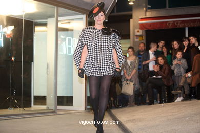 STEPHANIE LARUMBE. SIRENO FASHION NIGHT 2011 VIGO