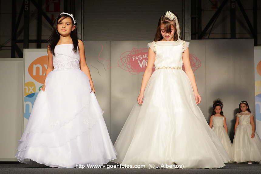 vestidos de primera comunion en vigo