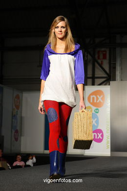 BABALORA. DISEÑADOR: ARIANE NUÑEZ. RUNWAY FASHION OF YOUNG FASHION DESIGNER 2008 - VIGOFERIA