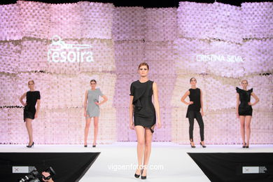 WIRE COLLECTION. CURSO DE DESIGN DE MODA - CITEX. FASHION DESIGNER: CRISTINA SILVA. RUNWAY FASHION OF YOUNG FASHION DESIGNER 2010