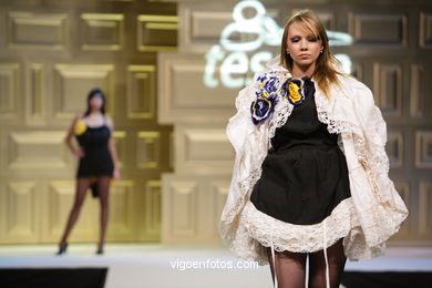 WE CAN DO IT! - PAULA LAGES GAMARRA -  RUNWAY FASHION OF YOUNG FASHION DESIGNER TESOIRA 2008