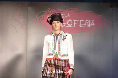 FASHION COLLECTION OF SILVIA GONZALEZ GUERRA - RUNWAY FASHION OF YOUNG FASHION DESIGNER 2007 - VIGOFERIA