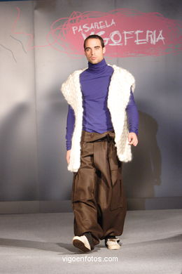 FASHION COLLECTION OF EVA NAYA - RUNWAY FASHION OF YOUNG FASHION DESIGNER 2007 - VIGOFERIA