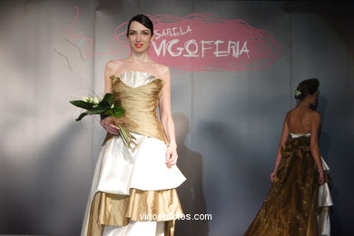FASHION COLLECTION OF YOLI CONDE Y PATRI SOUSA - RUNWAY FASHION OF YOUNG FASHION DESIGNER 2007 - VIGOFERIA