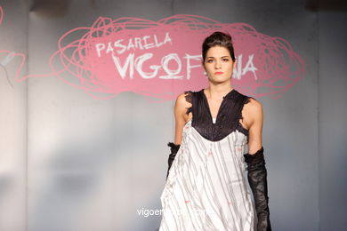 FASHION COLLECTION OF ARELI EGÍA - RUNWAY FASHION OF YOUNG FASHION DESIGNER 2007 - VIGOFERIA